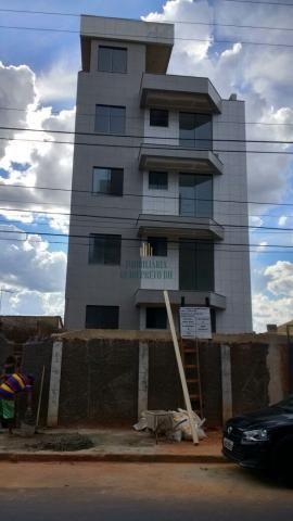 Cobertura à venda com 3 dormitórios em Sinimbu, Belo horizonte cod:2685
