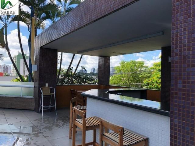 Apartamento 3 suítes a venda, Condomínio Saint Romain, bairro Vieiralves, Manaus-AM - Foto 4