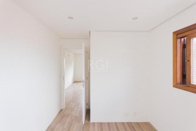 Apartamento à venda com 3 dormitórios em Jardim lindóia, Porto alegre cod:BL1804 - Foto 15