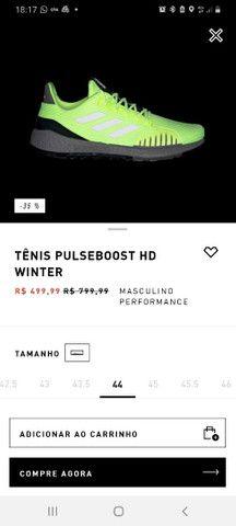 Tênis adidas boost HD - Foto 2