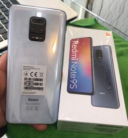 Redmi Note 9S 64gb NOVO