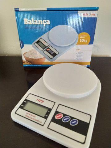 Balança Digital de Cozinha até 10 kg