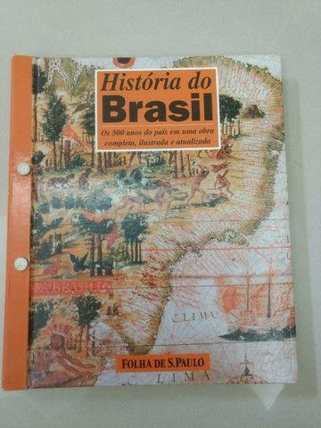 Atlas Historia do Mundo, Atlas Geografico Mundial e Historia do Brasil - Foto 4