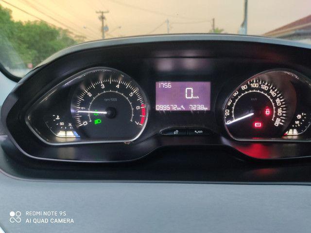 Peugeot 208 Allure 1.5 com teto panorâmico - Foto 5
