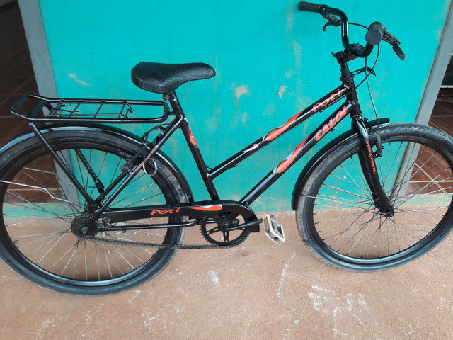 Vendo essa linda bicicleta poti 250 entrego.