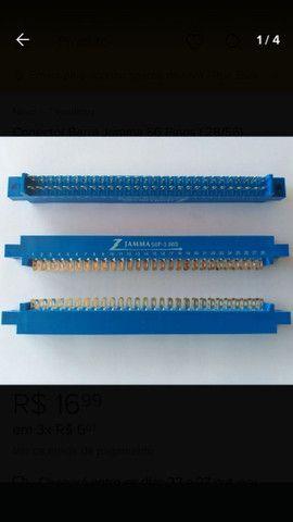 Fliperama conector jamma