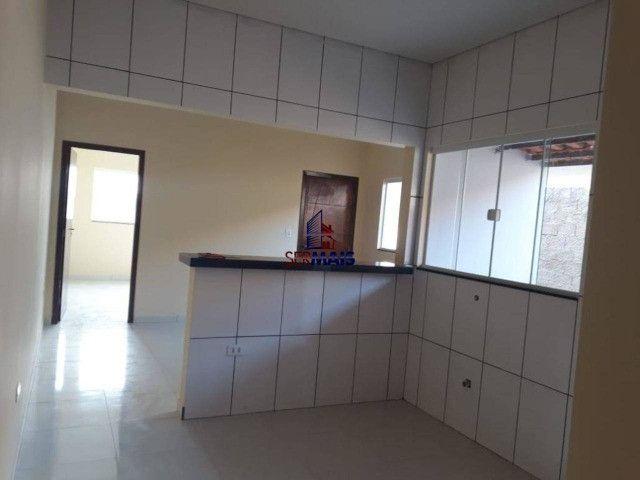 Casa com 2 dormitórios à venda por R$ 160.000 - Colina Park I - Ji-Paraná/RO - Foto 5