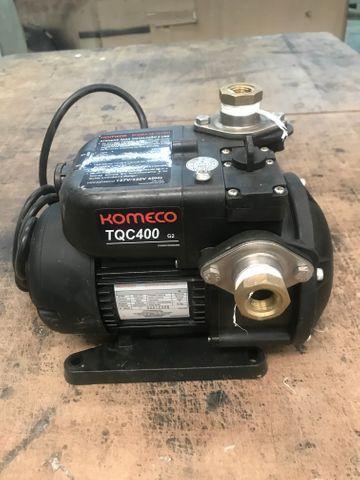 Bomba pressurização TQC 400 Komeco - Foto 2