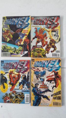 Epicos Marvel - 8 Revistas - Foto 2