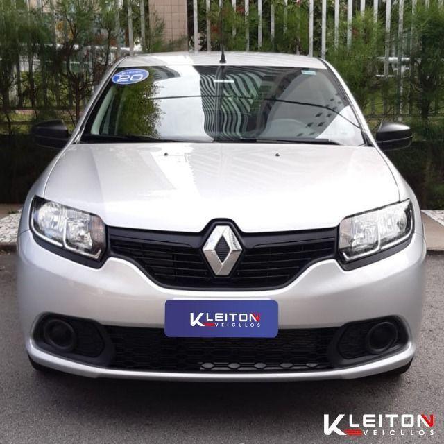 Renault Sandero exp 1.0 2020 - Foto 2