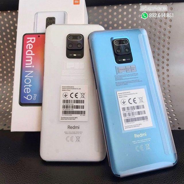 Redmi Note 9 Pro 64gb Versão Global