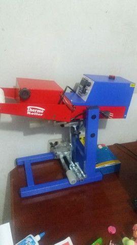 Máquina transfer para caneca