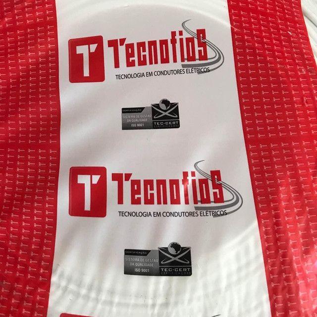 FIO TECNOFIOS PRIMEIRA LINHA - (original)  - Foto 5
