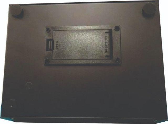 Mesa De Som 4 Canais Mix400 Mini Mixer Bateria,gravação,estúdios,home-audio,som automotivo - Foto 5
