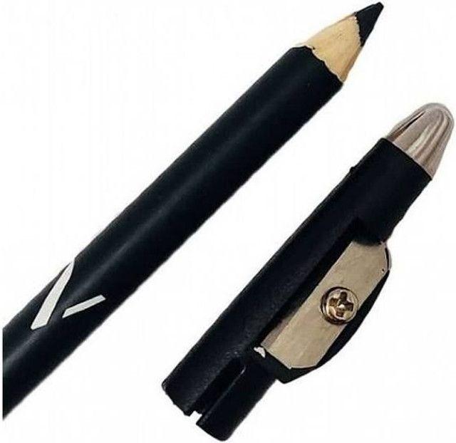 Lápis de olho delineador preto vivai - Foto 2
