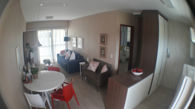 Apartamento com Lazer na Praia do Cumbuco - Condomínio Beach Place - Foto 11