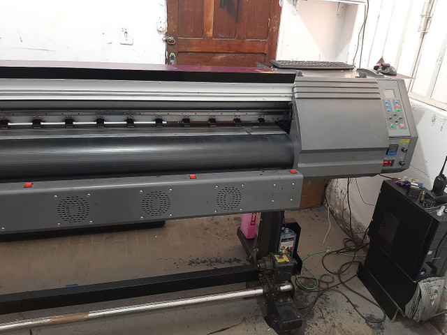 Plotter witcolor ultra 9200/2302 - dx7 - Foto 6