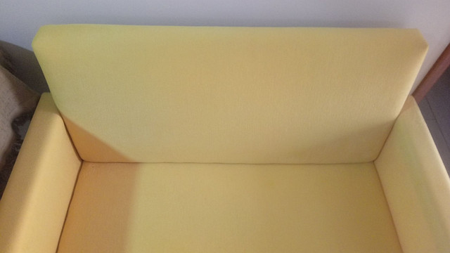 Poltrona pés palito - sofá 2 lugares - namoradeira - Foto 2