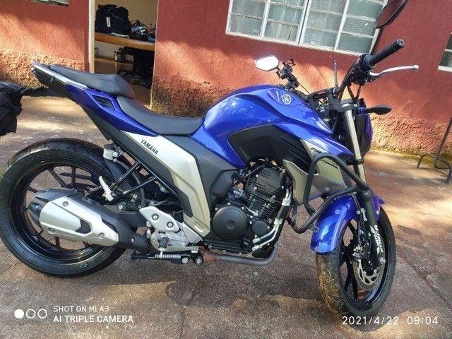 Fazer 250cc 2019- 10.900
