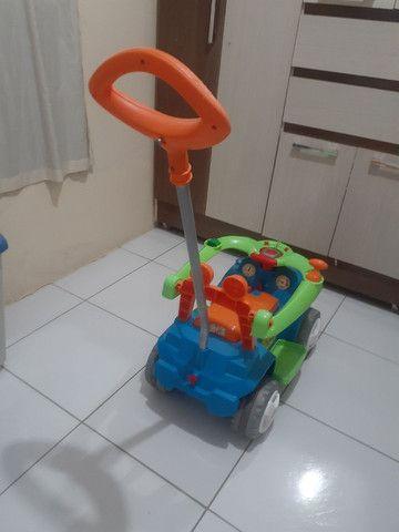 Carrinho Bandeirante  - Foto 4