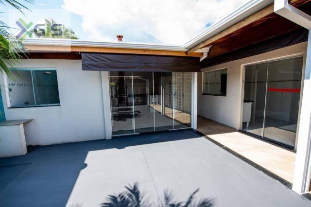 Imóvel Amplo com 4 dormitórios (2 Suítes). Área de Lazer. 235 m² de área construída. Laran - Foto 12