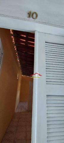 Kitnet com 1 dormitório para alugar, 20 m² por R$ 400,00/mês - Fátima - Fortaleza/CE - Foto 6