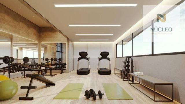 Apartamento com 3 dormitórios à venda, 74 m² por R$ 324.900,00 - Expedicionários - João Pe - Foto 15
