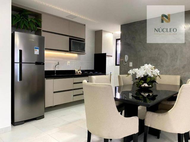 Apartamento com 3 dormitórios à venda, 74 m² por R$ 324.900,00 - Expedicionários - João Pe