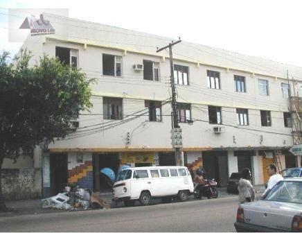 Apartamento para alugar por R$ 900,00/mês - Marco - Belém/PA