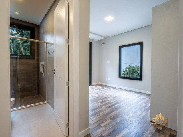 SCHELL IMÓVEIS vende, casa com 3 dormitórios (sendo 2 suítes), 348m² por R$ 3.300.000 - Ma - Foto 20