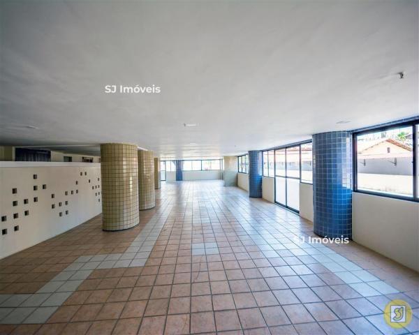 Apartamento para alugar com 1 dormitórios em Papicu, Fortaleza cod:49638 - Foto 3