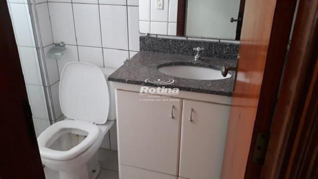 Apartamento para aluguel, 3 quartos, 1 suíte, 1 vaga, Centro - Uberlândia/MG - Foto 12