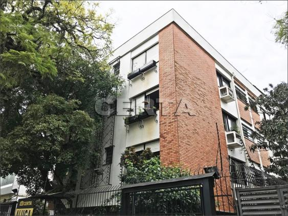 Apartamento para alugar com 1 dormitórios em Santa cecília, Porto alegre cod:L00588