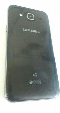 SAMSUNG J5 16GB FUNCIONANDO TUDO ENTREGO - Foto 2
