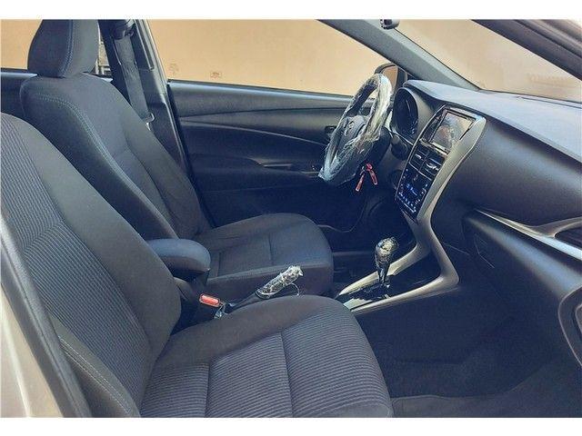 Toyota Yaris 2019 1.3 16v flex xl plus tech multidrive - Foto 9