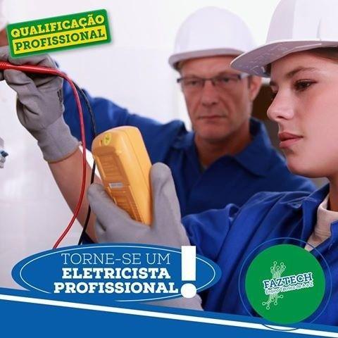 Curso de Eletricista Residencial e Predial - Foto 2