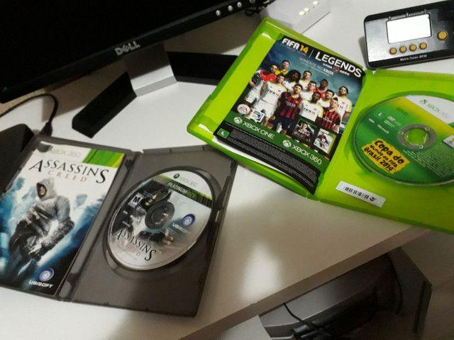 Jogos de Xbox 360 originais  - Foto 2