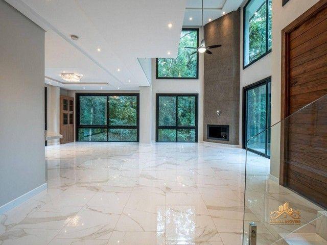 SCHELL IMÓVEIS vende, casa com 3 dormitórios (sendo 2 suítes), 348m² por R$ 3.300.000 - Ma - Foto 5