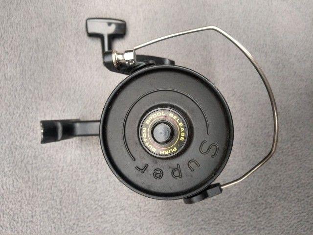 Molinete Mariner 771 Super, uma raridade em excelentes condições - Foto 3