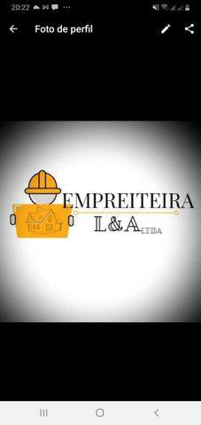 Construtora construindo com qualidade e eficiência