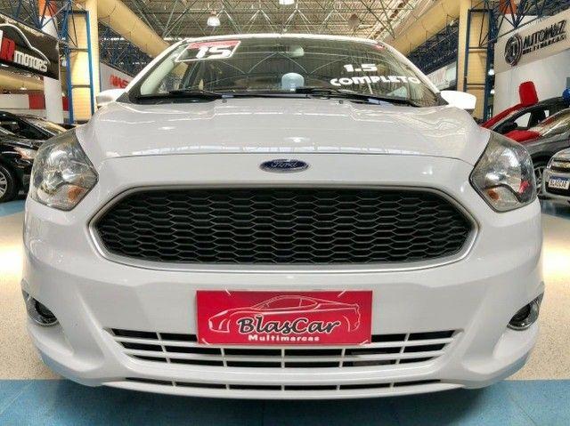 Ford Ka SE 1.5 Novissímo!!!  - Foto 8