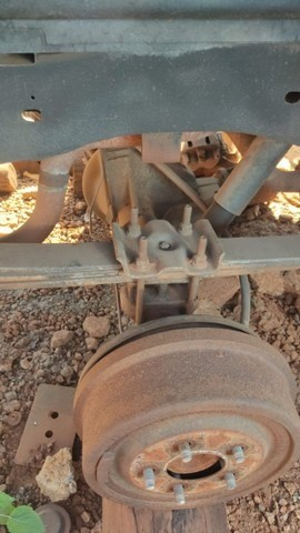 Diferencial Traseira Ford Ranger Usado E Revisado - Foto 2