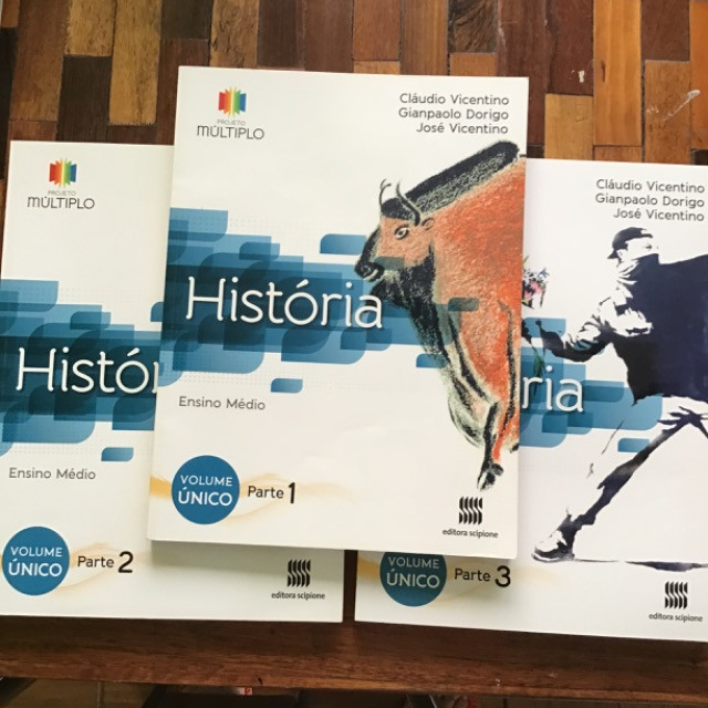 Livro História