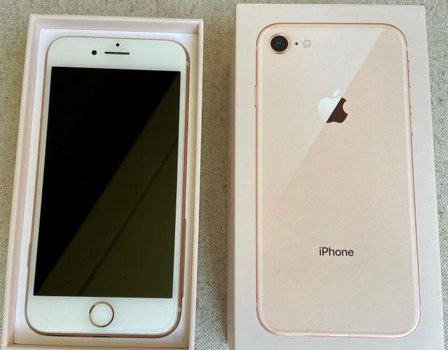 iPhone 8 64G (pouco usado)