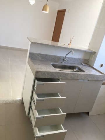 Lindo apartamento nunca habitado com valor abaixo do mercado - Foto 6
