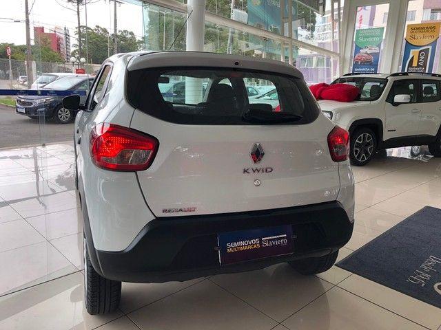 Renault KWID KWID Zen 1.0 Flex 12V 5p Mec. - Foto 4