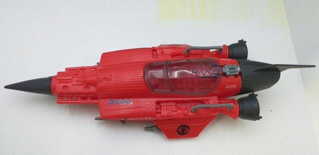 Veículo Stellar Stilleto - F.E.R.A G.I.Joe/Comandos em Ação/Cobra - Hasbro (Epic Toys) - Foto 2