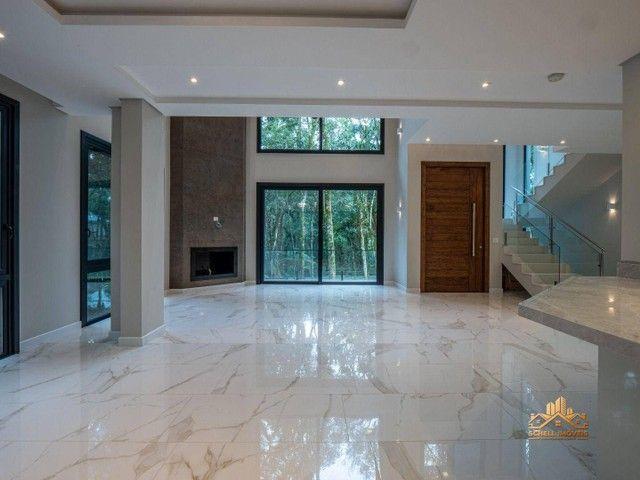 SCHELL IMÓVEIS vende, casa com 3 dormitórios (sendo 2 suítes), 348m² por R$ 3.300.000 - Ma - Foto 8