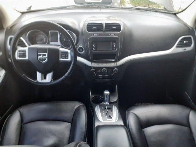Dodge Journey STX 7 lugares 3.6, Seg. Dono 2021 vistoriado em meu nome, particular  - Foto 4