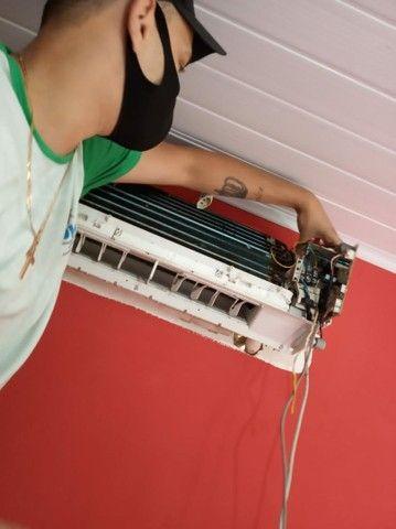 Instalação e manutenção de ar condicionado automotivo e residencial  - Foto 3